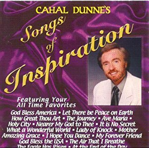 Inspiration by Dunne, Cahal Cd