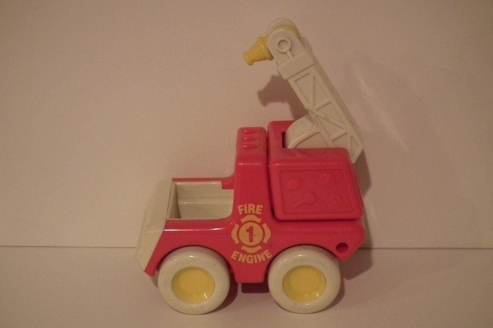 Vintage Plastic Tonka Fire Truck and 50 similar items
