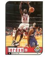 1998 upper deck preview michael jordan chicago bulls basketball collecto... - $2.50