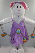 Gemmy Easter Bunny Greeter Motion Activated - $38.68