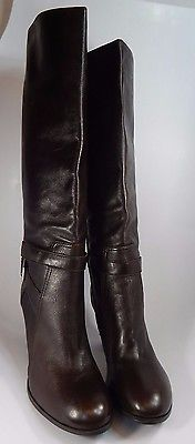 MISMATCH Marc Fisher Kessler Knee High Boots Women's Size 9 Left & 9.5 Right