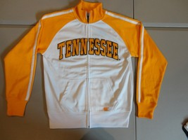 New wo Tags Colosseum Tennessee Volunteers SEWN 65-35 NCAA Men S Full Zip Jacket - $39.59