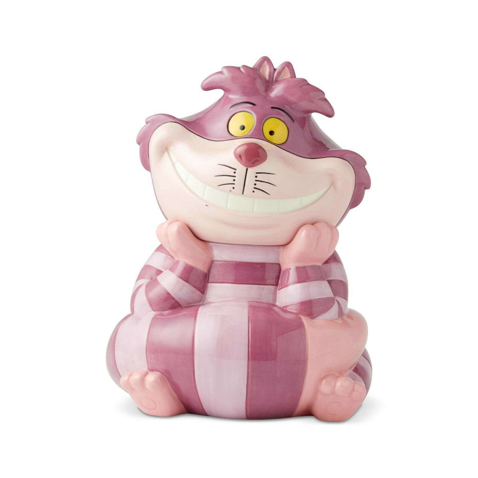 "Primary image for 10.5"" High Disney Cheshire Cat Cookie Jar"