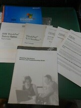 10  SOFTWARE Booklets-IBM Think Pad plus others & 1 FREE........FREE POS... - $11.47