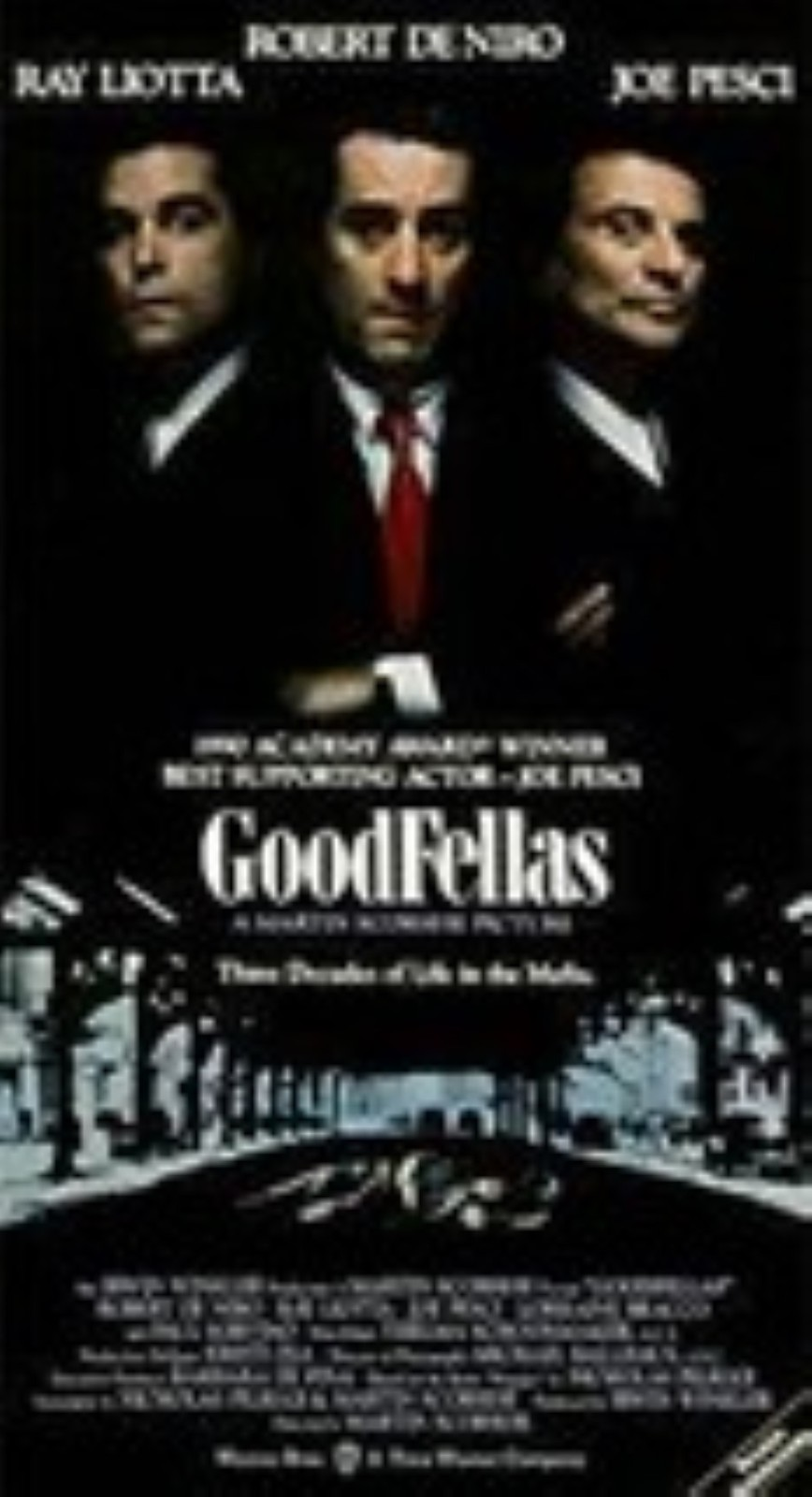 GoodFellas Vhs