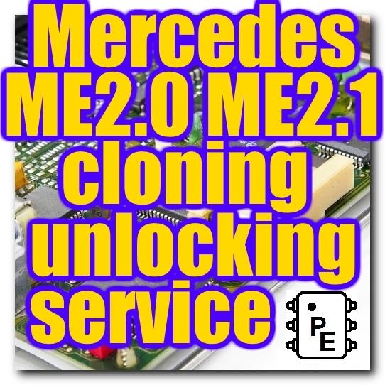 Mercedes ME2 0 ME2 1 ECU ECM Engine Computer and 49 similar items