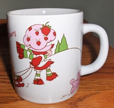 1983 American Greetings Strawberry Shortcake Cherry Cuddler Butter Cooki... - $13.99