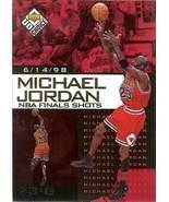 1998 upper deck michael jordan final shot chicago bulls basketball colle... - $4.99