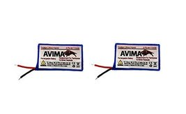 AVIMA Premium Quality Replacement Rechargeable Battery for Plantronics C... - $17.99
