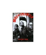 Sons of Anarchy: Season 4 (DVD, 2012, 4-Disc Set) - brand new - $44.99