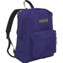 JanSport Superbreak Student Backpack - Pure Purple - $32.99
