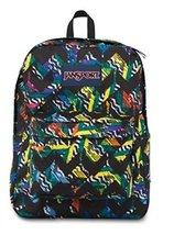 JanSport Superbreak Student Backpack - Multi Rush Circuit - $36.99