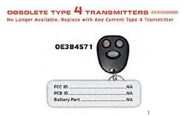 Replacement Remote for Discontinued Audiovox Prestige OESB4S71 Factory Author... - $29.65