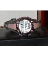 Pre-Owned Women's Grey & Pink Sport Style Quartz Watch - $6.93
