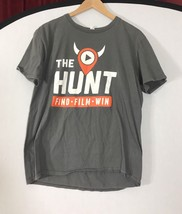 The Hunt Find Film Win Southern Documentary Large T Shirt - $19.75