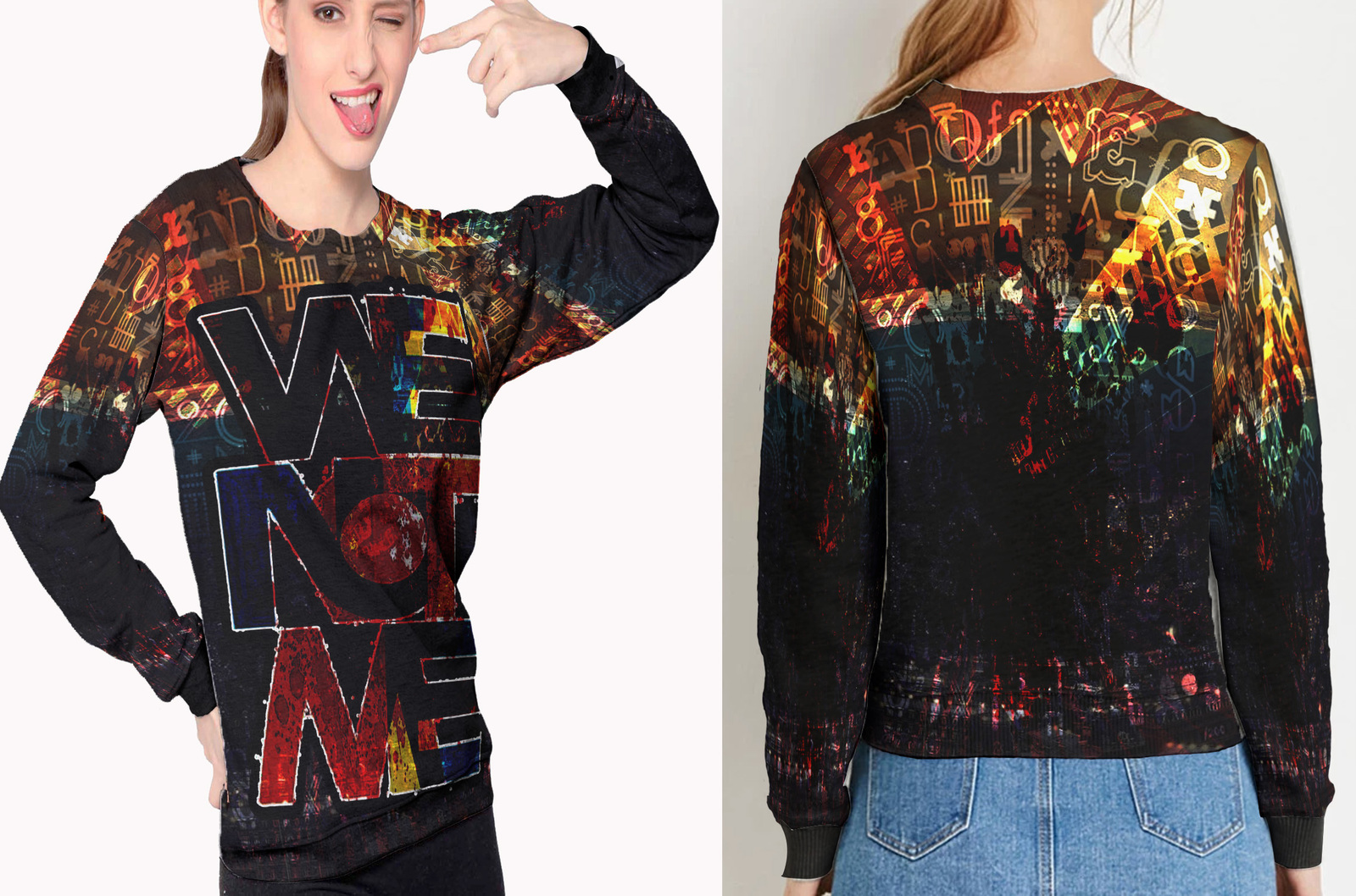 Primary image for Retro Collection #5 Women's Sweatshirt