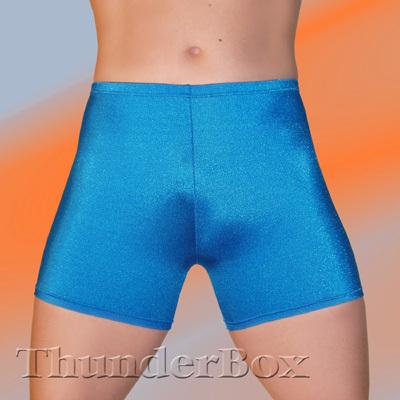 ThunderBox Lycra Spandex Choose COLOR & SIZE Titan Shorts!
