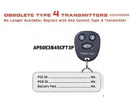 Replacement Remote for Discontinued Audiovox Prestige APS0E3B4SCF73P Factory ... - $29.69