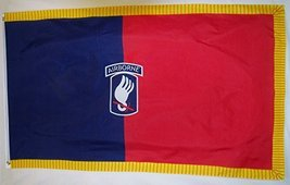 United States Army 173rd Airborne Flag 3' X 5' Indoor Outdoor Military B... - $12.95