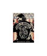 Sons of Anarchy - Season 1 (DVD, 2009, 4-Disc Set) - brand new sealed - $44.99