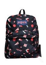 JanSport Superbreak Student Backpack - High Risk Red Fresh Prince - $24.00
