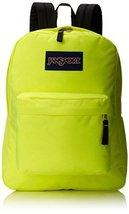 JanSport Superbreak Student Backpack - Lorac Yellow - $29.99