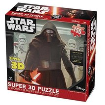 Star Wars Episode VII Super 3D Puzzle by Cardinal - $29.95