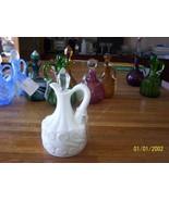 L G Wright Milkglass S Repeat Cruet - $46.53