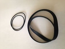**NEW 2 BELT SET** After Market TEAC 22-2 22-4 X3-R X-3R MKII CAPSTAN & COUNT...