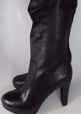 Jessica Simpson Keaton Knee High Boots Winter Haze Women's Sz US 9.5 M (B) $198