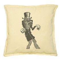 Vietsbay's Hellish Zombie Printed Khaki Decorative Throw Pillows Case VP... - $14.39
