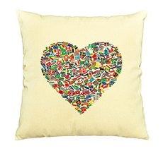 Vietsbay National Flags Printed Decorative Pillows Cover Cushion Case VPLC - €11,01 EUR