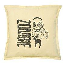 Vietsbay's Zombies-2 Printed Khaki Decorative Throw Pillows Cover Case V... - $14.39