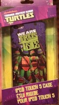 Nickelodeon Teenage Mutant Ninja Turtles iPod Touch 5 Hard Shell Case FR... - $29.97