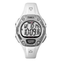 Timex IRONMAN® 30-Lap Mid-Size Watch - White - $54.34