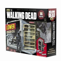 McFarlane Toys Construction Sets The Walking Dead TV Lower Prison Cell S... - $32.17
