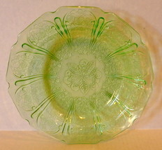 Jeannette Cherry Blossom Soup Bowl Depression G... - $74.50