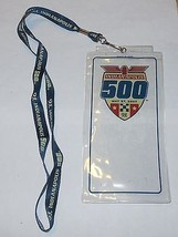2007 Indianapolis 500 Lanyard and Ticket holder - $9.50