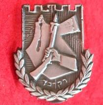 "Israel organization ""ETZEL"" partisan big badge pin IDF - $10.99"