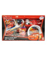 Disney Pixar Cars  Meal Time Set UNboxed - $19.99