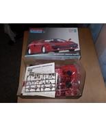 25th Anniversary Monogram Lamborghini Countach 1989 Kit 2935 - $11.50