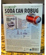 Green Science Soda Can Robug - $12.99