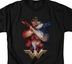 Wonder Woman t-shirt American superhero DC comics warrior graphic tee WWM129 image 2