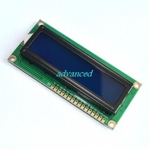 10PCS LCD1602 1602 module Blue screen 16x2 Character LCD Display Module ... - $20.60