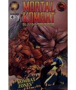 Mortal Kombat: Blood & Thunder #4 (October 1994... - $14.14
