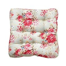Square Soft Floor Cushions Japanese Style Tatami Pillows(21.6 inches,A18) - $35.12