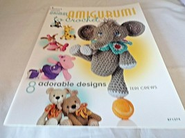 Annie's crochet Animal Amigurumi to crochet New - $7.91