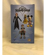 Action Figure Kigdom Hearts Axel In Box Diamond Select Toys 2017 - $29.70