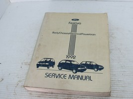 1992 Ford Festiva Service Repair Manual - $14.80