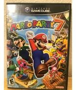 Mario Party 7 (Nintendo GameCube, 2005) - $76.58